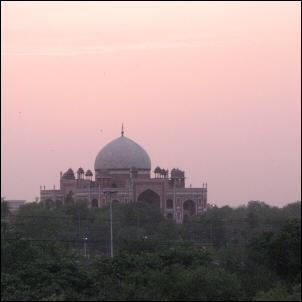 Humayun's Tomb Delhissä