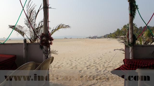 Arossim Beach, Etelä-Goa