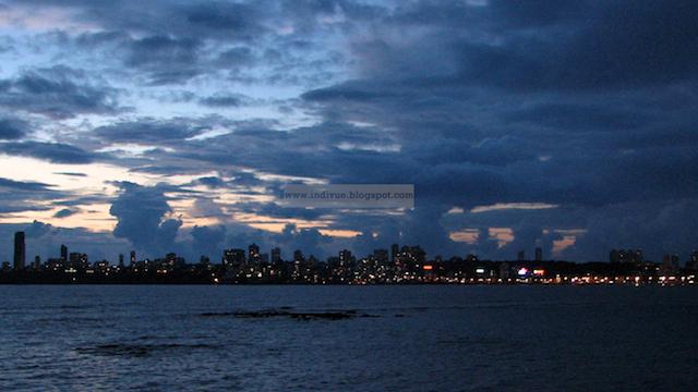 Mumbai horisontissa