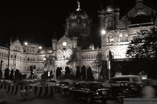Chatrapatis terminus Mumbai