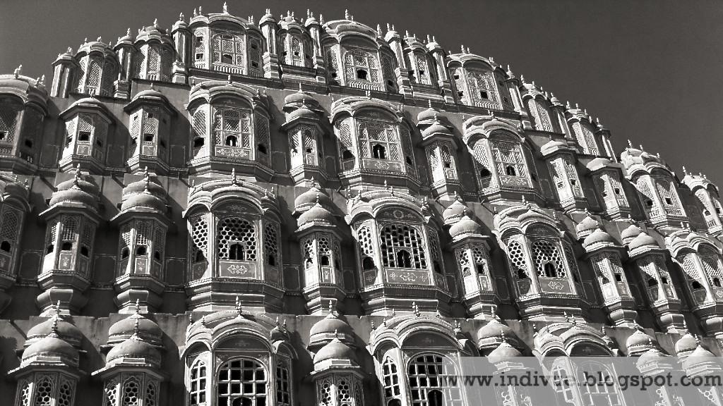 Hawa Mahal, Jaipur, Intia