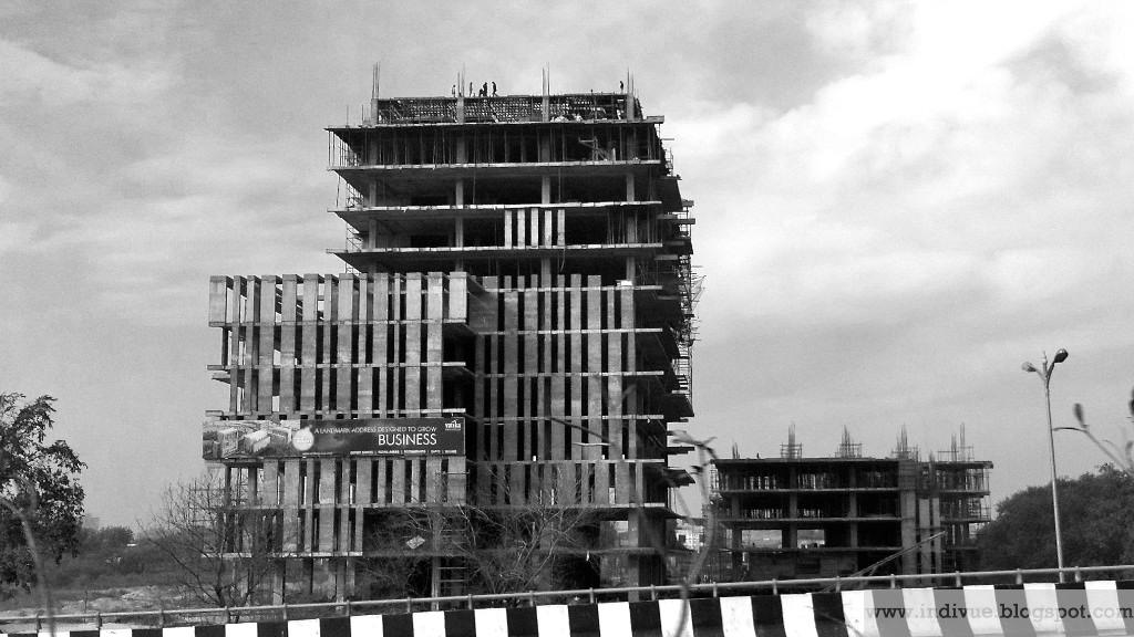 Talonrakennus Delhissä