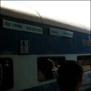 Juna Goasta Delhiin