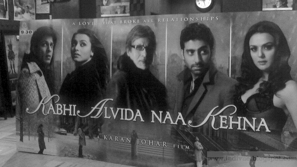 Kabhi Alvida Naa Kehna Regal-teatterissa Mumbaissa 13/09/06
