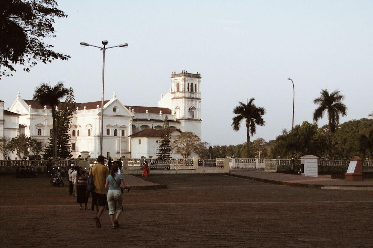 Church of St. Francis of Assisi, Vanha Goa, Intia