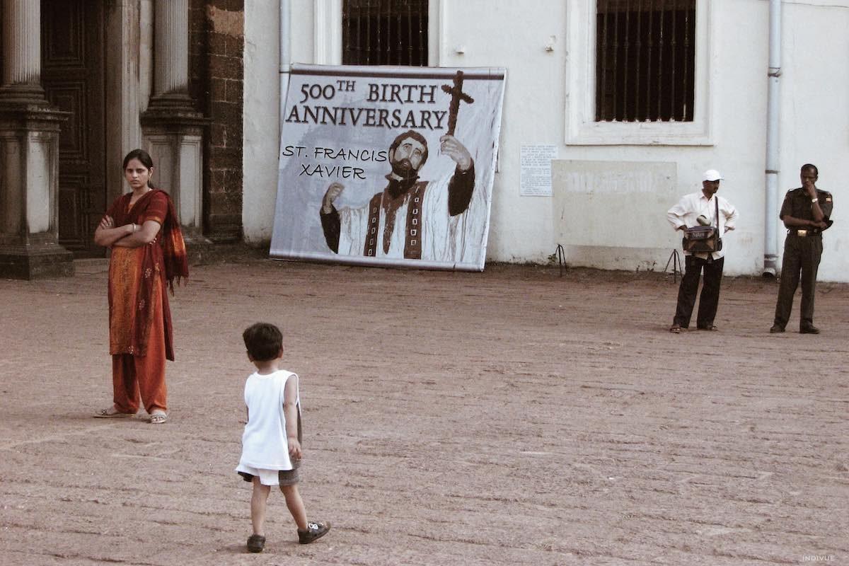 St. Francis Xavierin 500-vuotis syntymäpäivä vuonna 2006