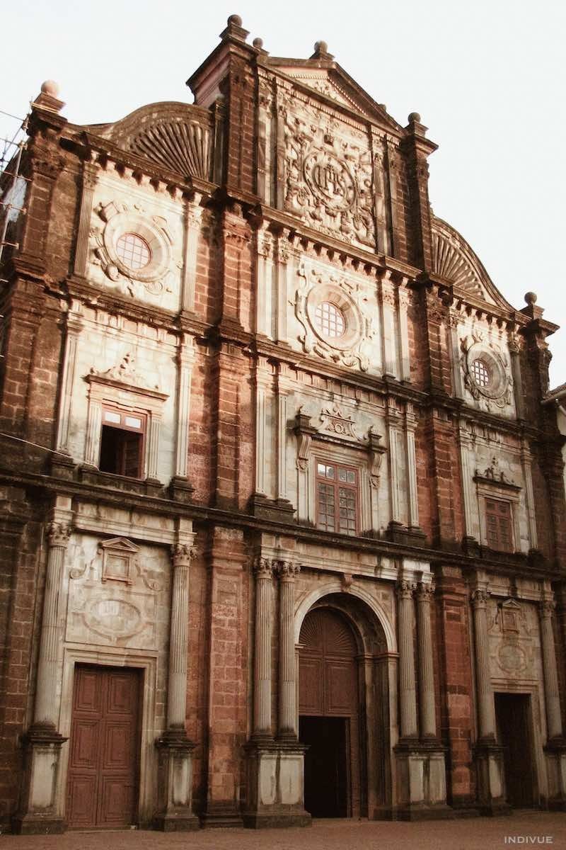 Basilica of Bom Jesus Vanhassa Goassa