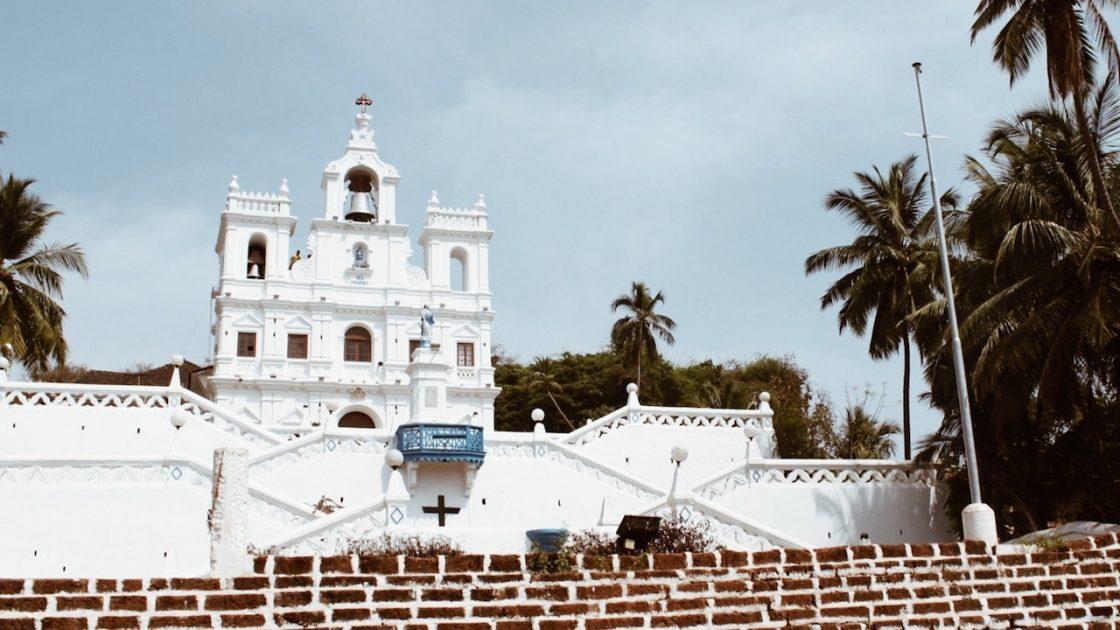 Kirkko Goan Panjimissa
