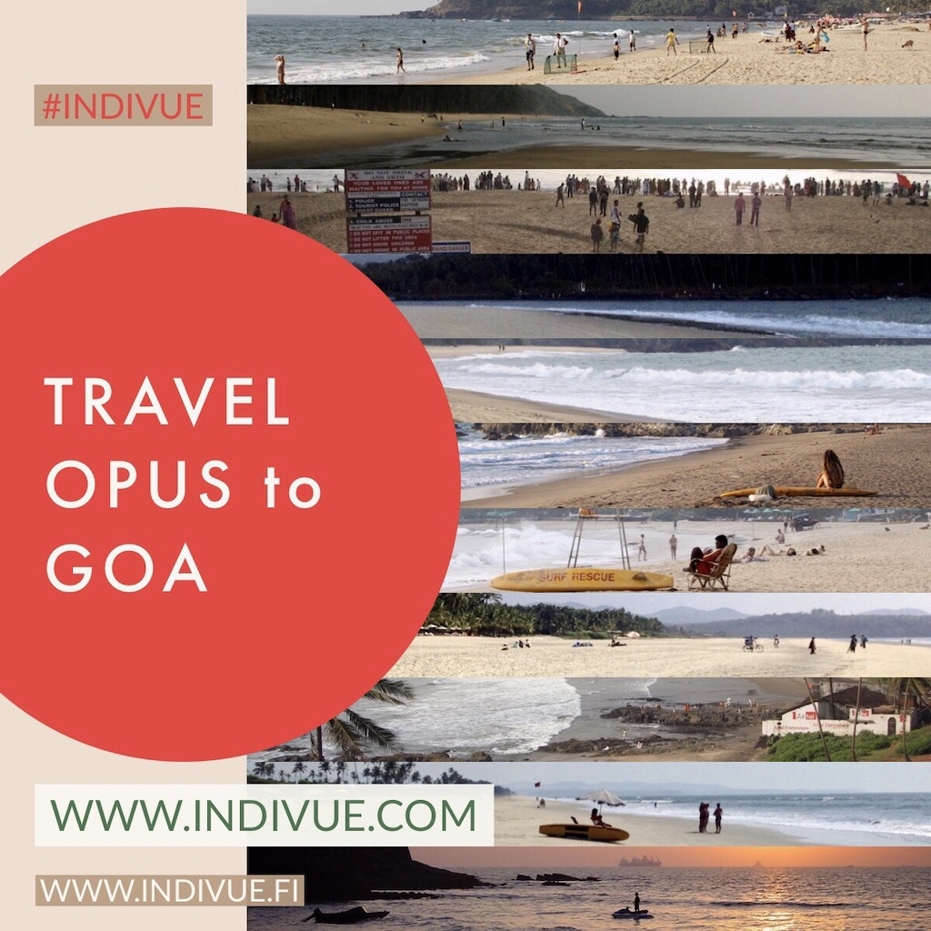 Travel Opus to Goa