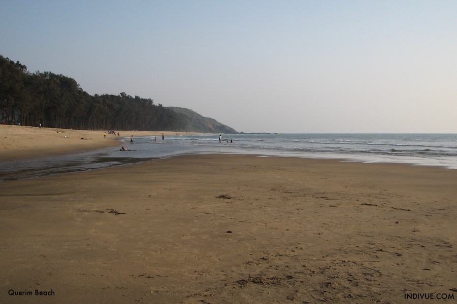 Querim Beach, Goa, India
