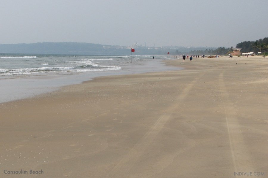 Cansaulim Beach, Goa, India
