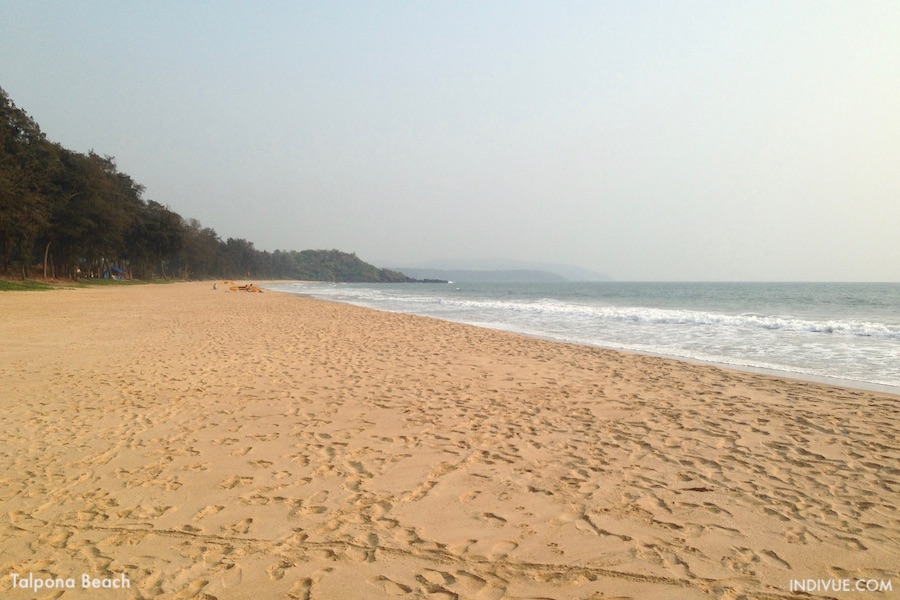 Talpona Beach, Goa, India