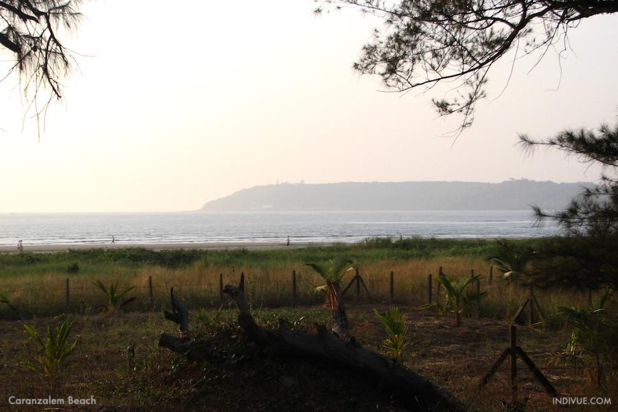 Caranzalem Beach, Goa, India