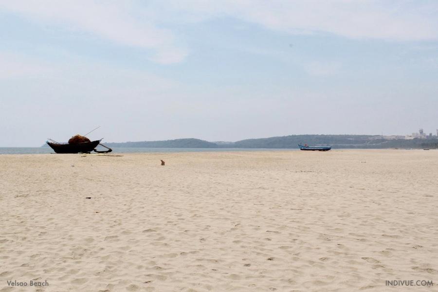 Velsao Beach, Goa, India