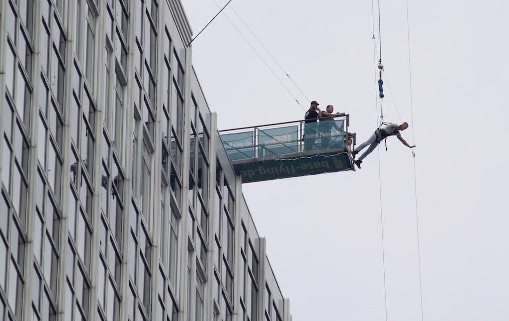 Berliini ja ilmasukellus