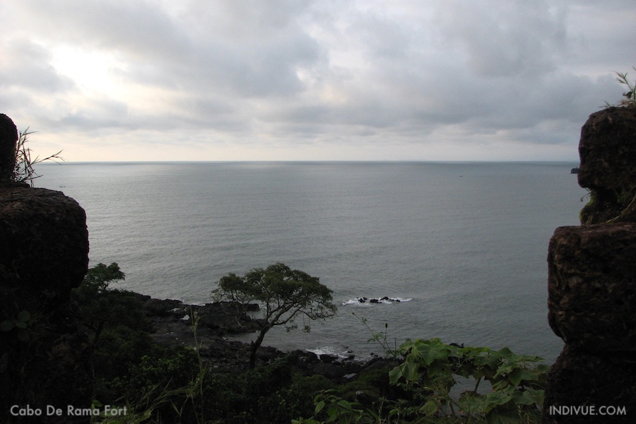 View from Cabo de Rama Fort