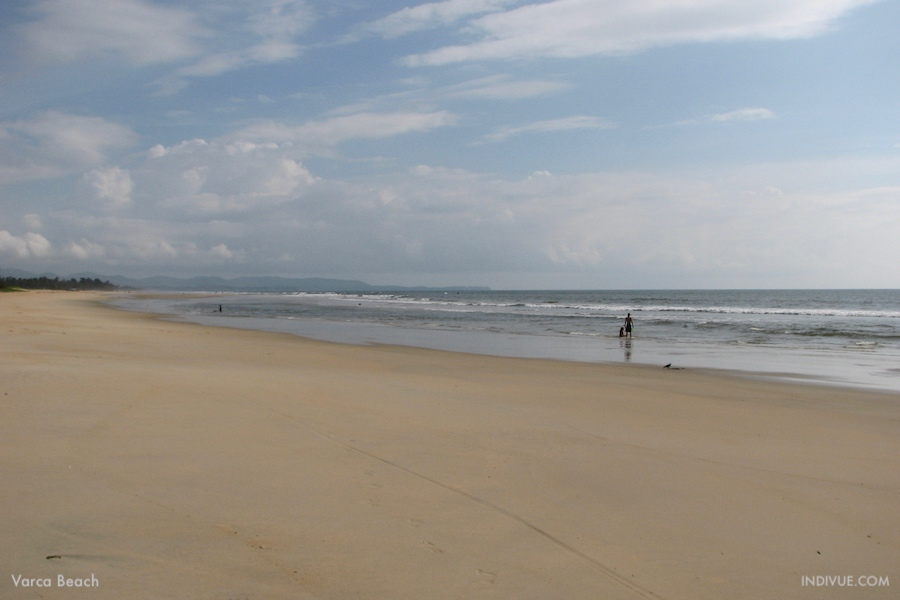 Varca Beach, Goa, India