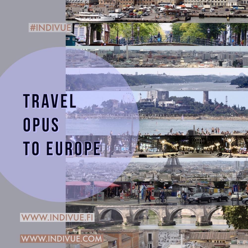 Travel Opus to Europe