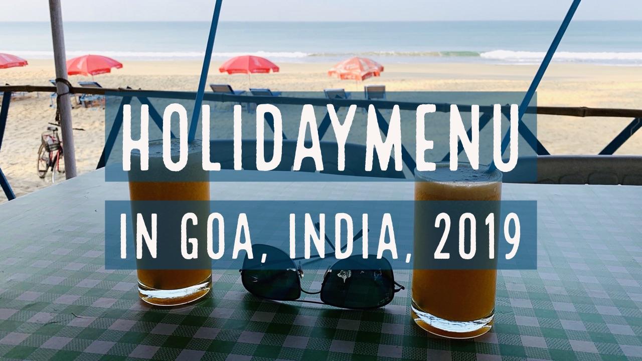 Loma Goassa ja matkailijan ruokavalio