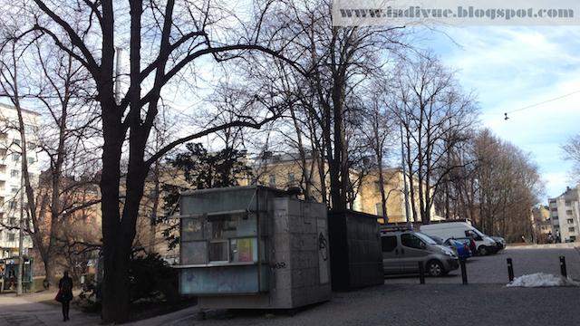 Katuruokaa Helsingissä
