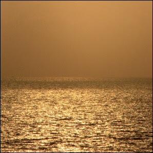 Auringonottoa Goassa