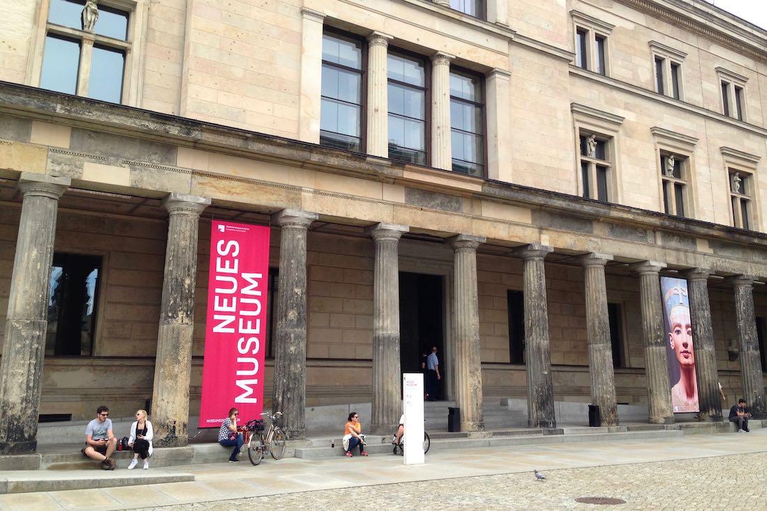 Neues museo Berliinissä