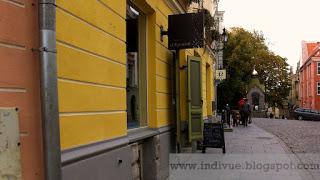 Ravintola Bollywood Tallinnassa