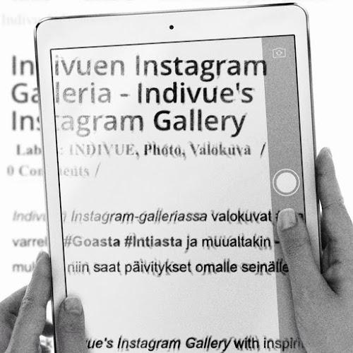 Indivue's Instagram gallery