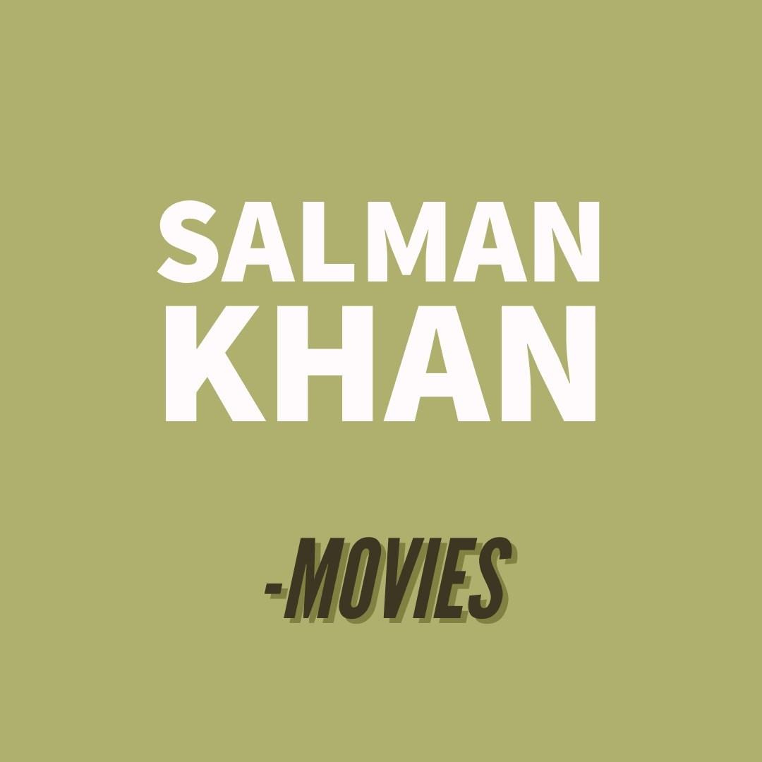 30 vuotta Salman Khan -elokuvia