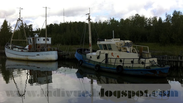 Suomalainen kalastusvene