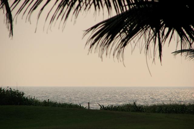 Park Hyatt -hotellin etäisyys merestä