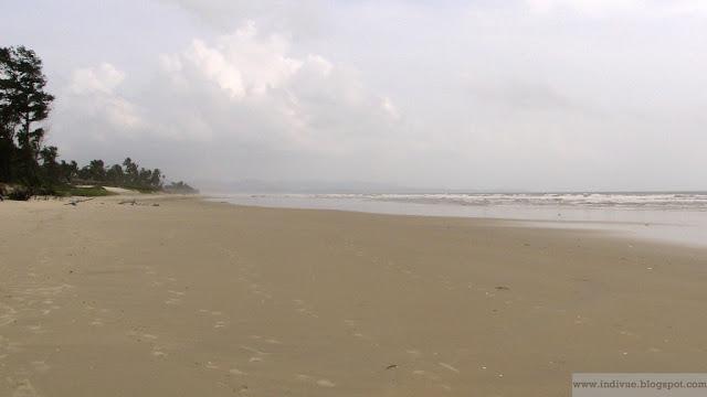 Varca Beach, Goa, Intia