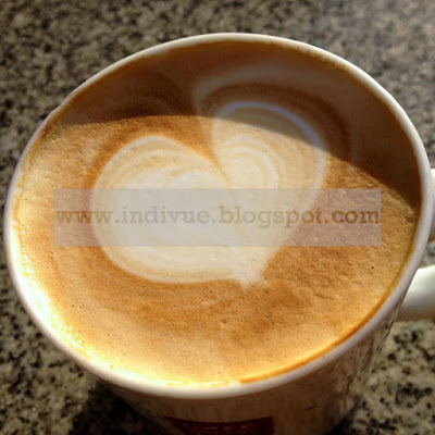 Sydämellinen kahvi