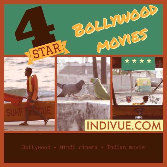 Neljän tähden Bollywood-elokuvia