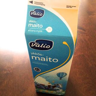 Suomalainen maito