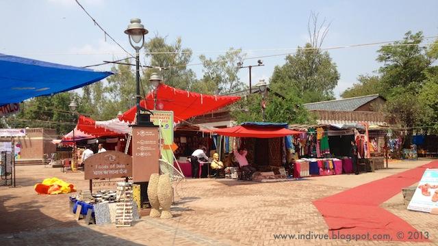 Dilli Haat, nähtävyys Delhissä