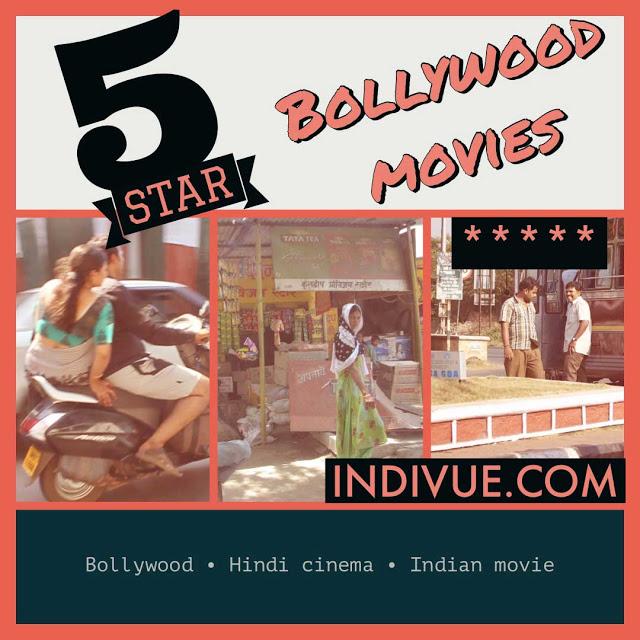 Viiden tähden Bollywood-elokuvia