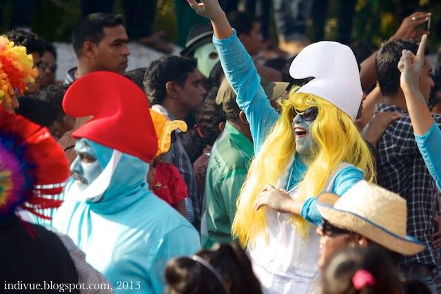 Karnevaalit Goassa vuonna 2013