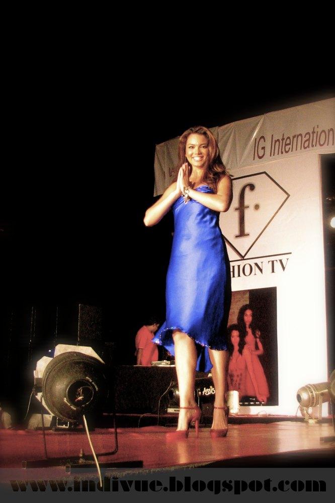 Fashion TV muotinäytös ja Miss Universum