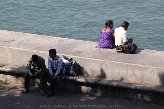 Nariman Point, Mumbai, 2015