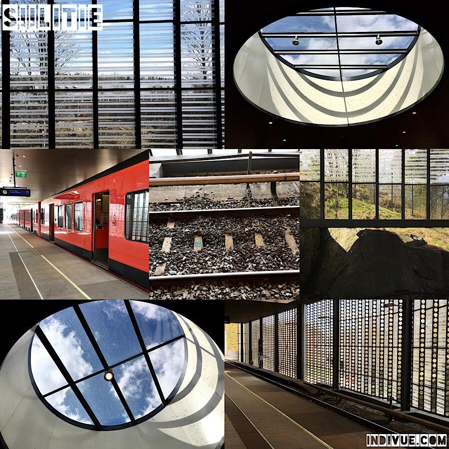 Siilitien metroasema -kollaasi