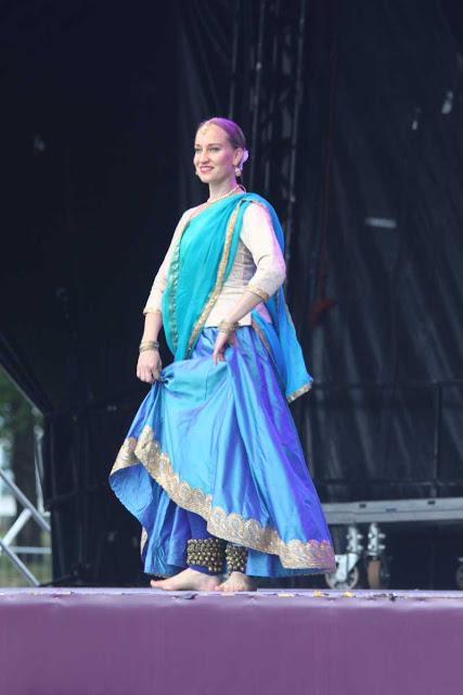tanssija Hanna Mannila