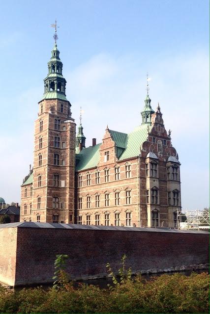 Rosenborgin linna Kööpenhaminassa