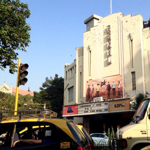 Regal cinema Mumbaissa
