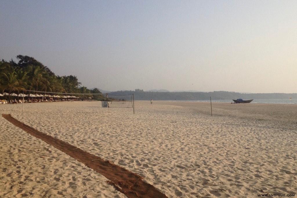 Kaikki Goan uimarannat ja rantalinnakkeet