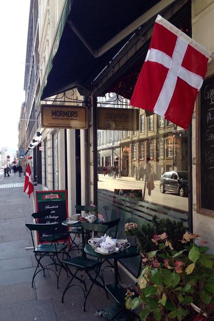 Mormors Café Kööpenhaminassa