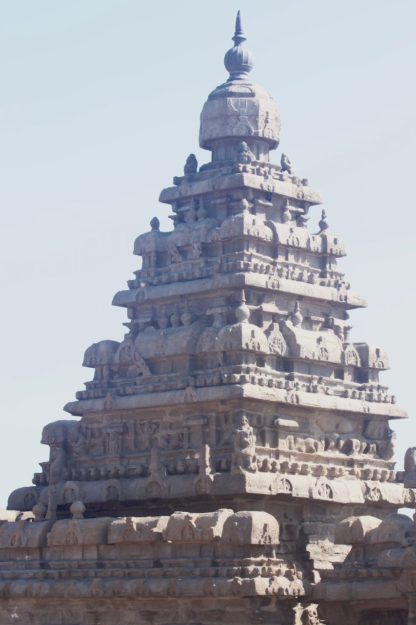 Shore Temple ja Mahabalipuram sekä viisi syytä nähdä ne
