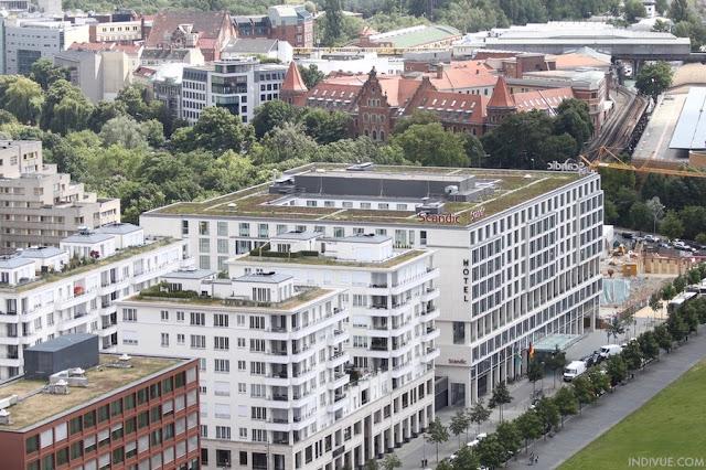 Hotel Scandic Potsdamer Platz