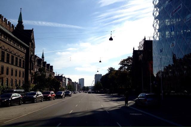 Autotie Kööpenhaminassa