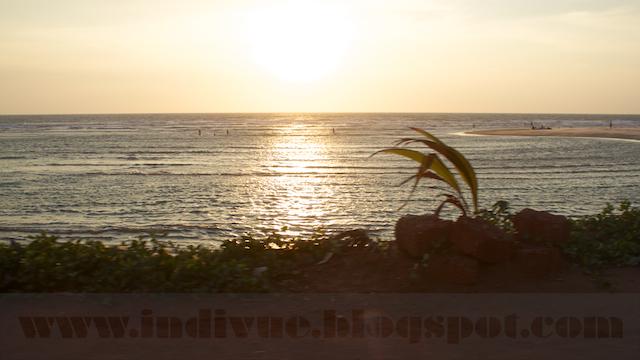 Ashvem Beach, Goa, Intia